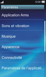 Sony TXT Pro - Internet - Configuration manuelle - Étape 4