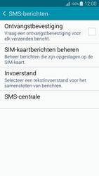 Samsung A300FU Galaxy A3 - SMS - Handmatig instellen - Stap 9