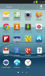 Samsung I8190 Galaxy S III Mini - Netwerk - Wijzig netwerkmodus - Stap 3