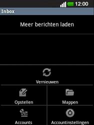 LG E400 Optimus L3 - e-mail - hoe te versturen - stap 5