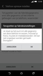 HTC One M8s - toestel resetten - fabrieksinstellingen terugzetten - stap 7