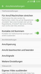 Samsung Galaxy J5 (2016) - Anrufe - Anrufe blockieren - 2 / 2