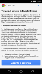 Sony Xperia Z2 - Internet e roaming dati - Uso di Internet - Fase 4