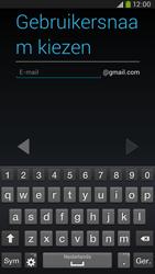 Samsung I9205 Galaxy Mega 6-3 LTE - Applicaties - Account aanmaken - Stap 7