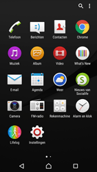 Sony E5823 Xperia Z5 Compact - Contactgegevens overzetten - delen via Bluetooth - Stap 3