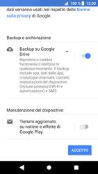 Sony Xperia XZ1 Compact - Applicazioni - Configurazione del negozio applicazioni - Fase 18