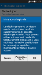 Samsung G530FZ Galaxy Grand Prime - Appareil - Mises à jour - Étape 8