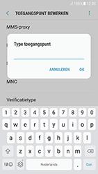 Samsung Galaxy A3 (2017) - Android Nougat - MMS - handmatig instellen - Stap 12