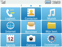 Samsung C3500 Chat 350 - Bellen - in het buitenland - Stap 3