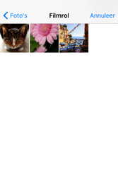 Apple iPhone 4S iOS 9 - E-mail - hoe te versturen - Stap 12