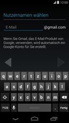 LG D821 Google Nexus 5 - Apps - Konto anlegen und einrichten - Schritt 7