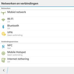 BlackBerry Passport - Netwerk - Handmatig netwerk selecteren - Stap 8