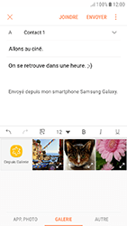 Samsung Galaxy J5 (2017) - E-mail - envoyer un e-mail - Étape 12