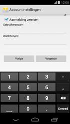 LG D821 Google Nexus 5 - E-mail - Handmatig instellen - Stap 14