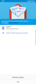 Sony Xperia 10 Plus - E-Mail - Konto einrichten (gmail) - Schritt 13