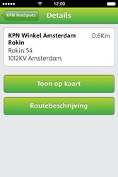 Apple iPhone 4 - WiFi - KPN Hotspots configureren - Stap 14