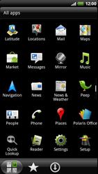 HTC Z715e Sensation XE - E-mail - Sending emails - Step 3