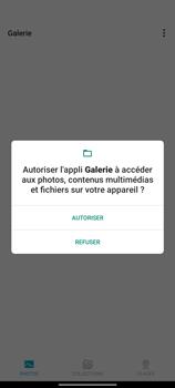 OnePlus 7T - Photos, vidéos, musique - Envoyer une photo via Bluetooth - Étape 4