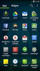 Acer Liquid Z410 - Voicemail - Handmatig instellen - Stap 3