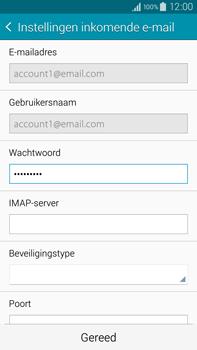 Samsung Galaxy Note 4 4G (SM-N910F) - E-mail - Instellingen KPNMail controleren - Stap 14