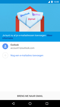 Huawei Google Nexus 6P - E-mail - Handmatig Instellen - Stap 16