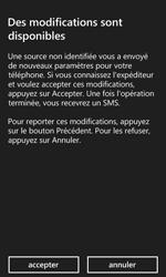 Microsoft Lumia 435 - MMS - Configuration automatique - Étape 4