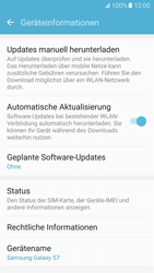 Samsung Galaxy S7 - Software - Installieren von Software-Updates - Schritt 6
