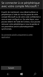 Microsoft Lumia 950 - E-mail - Configuration manuelle (outlook) - Étape 11