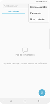 Samsung Galaxy S9 Plus - SMS - Configuration manuelle - Étape 5