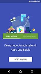 Sony Xperia X Compact - Apps - Einrichten des App Stores - Schritt 18