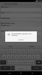 Sony C6833 Xperia Z Ultra LTE - E-mail - Handmatig instellen - Stap 15