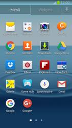 Samsung I9300 Galaxy S III - E-Mail - Konto einrichten (yahoo) - Schritt 3