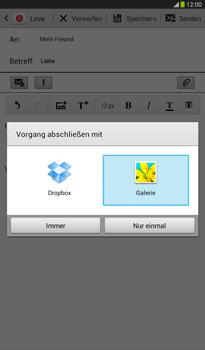 Samsung T211 Galaxy Tab 3 7-0 - E-Mail - E-Mail versenden - Schritt 13