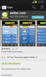 Samsung Galaxy S2 Plus - Apps - Herunterladen - 13 / 22