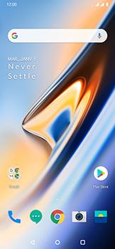 OnePlus 6T - Internet - Configuration manuelle - Étape 1
