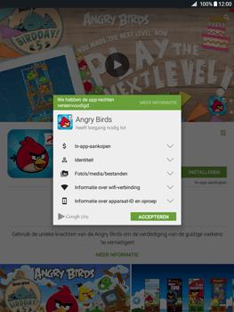 Samsung Galaxy Tab A 9.7 (SM-T555) - Applicaties - Downloaden - Stap 17