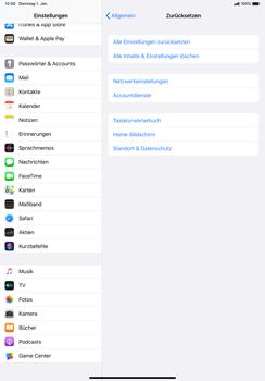 Apple iPad Pro 10.5 (1st gen) - iPadOS 13 - E-Mail - Manuelle Konfiguration - Schritt 3