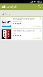 Sony Xperia J - Apps - Installieren von Apps - Schritt 6