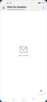 Huawei Nova 5T - E-mail - 032c. Email wizard - Outlook - Étape 8