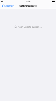 Apple iPhone 7 Plus - iOS 14 - Software - Installieren von Software-Updates - Schritt 5