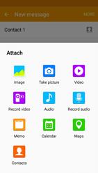 Samsung J500F Galaxy J5 - MMS - Sending pictures - Step 16