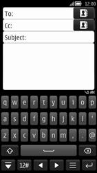 Nokia 808 PureView - E-mail - Sending emails - Step 6
