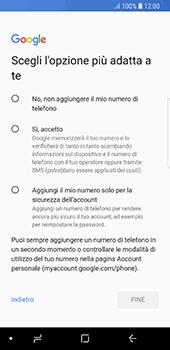 Samsung Galaxy S8 - Android Oreo - Applicazioni - Configurazione del negozio applicazioni - Fase 15