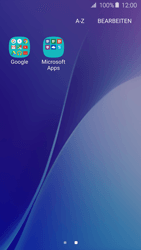 Samsung A510F Galaxy A5 (2016) - E-Mail - Konto einrichten (gmail) - Schritt 3