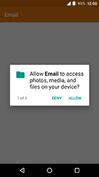 Crosscall Action X3 - E-mail - Manual configuration (yahoo) - Step 4