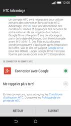 HTC Desire 610 - Premiers pas - Créer un compte - Étape 27