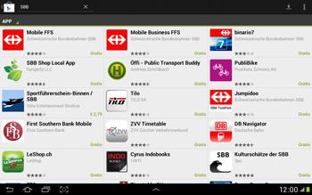 Samsung Galaxy Tab 2 10.1 - Applicazioni - Installazione delle applicazioni - Fase 20