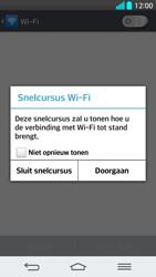 LG G2 (D802) - WiFi - Verbinden met een netwerk - Stap 5
