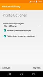 Alcatel OT-6039Y Idol 3 (4.7) - E-Mail - Konto einrichten - Schritt 18