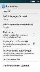 Huawei Y5 - Internet et roaming de données - Configuration manuelle - Étape 24